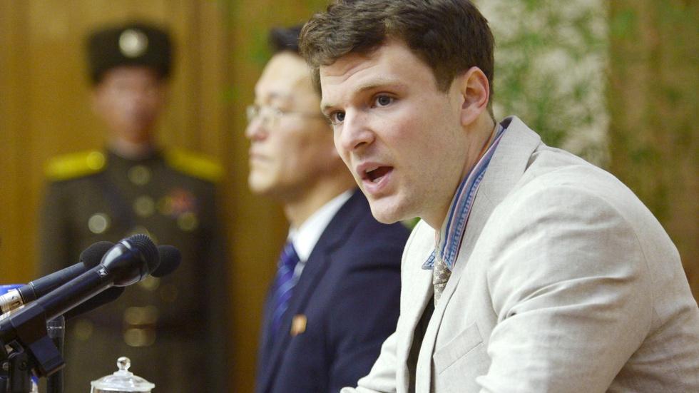 News Wrap: U.S. student jailed by North Korea dies image