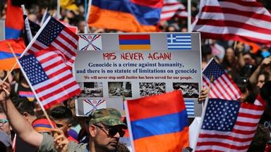 Why Biden declared mass killings of Armenians a genocide
