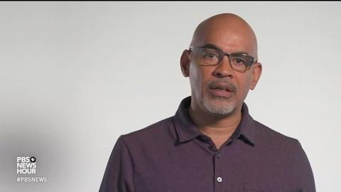 PBS NewsHour -- Poet Willie Perdomo on why he still writes letters
