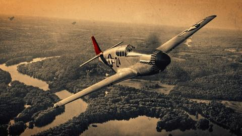 NOVA -- Finding a Lost WWII Tuskegee Airman