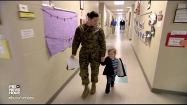 Could the U.S. military lead the way to better child care?