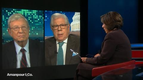 """Amanpour and Company -- Carl Bernstein: """"Anything Is Possible in This Environment"""""""