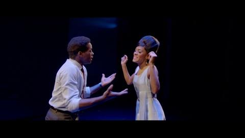 American Black Journal -- Motown the Musical / Human Trafficking