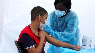 What pediatricians seek in Pfizer data on vaccinating kids