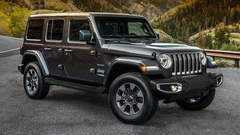 2018 Jeep Wrangler & 2017 Civic Type R
