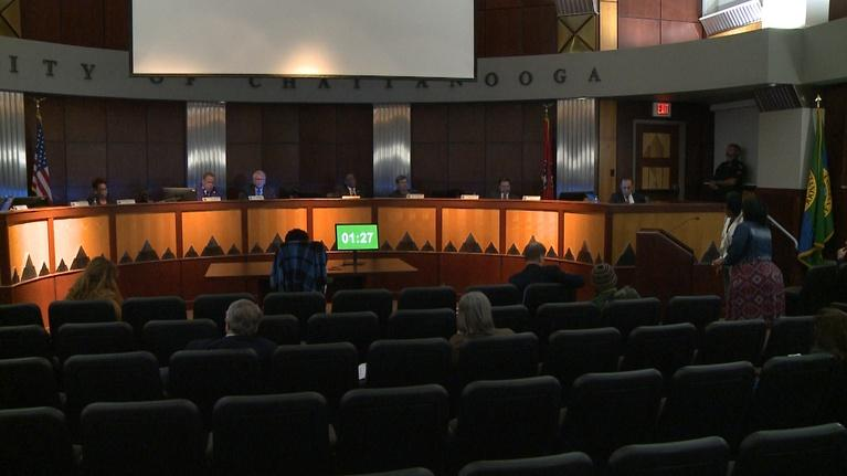 Chattanooga City Council Highlights: December 3rd, 2019