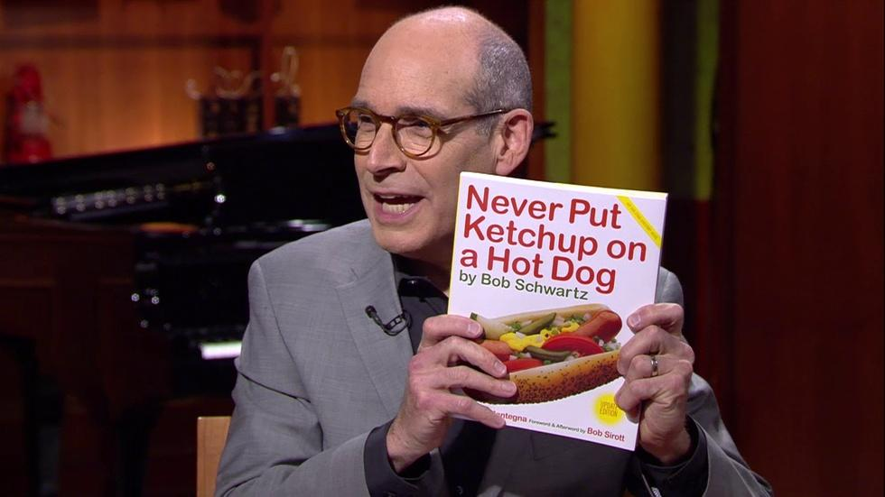 Ask Geoffrey: Why No Ketchup on Hot Dogs, Chicago? image