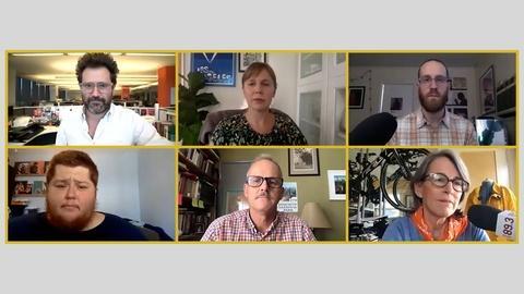 Reporter Roundup -- Reporter Roundup: Mt. Wilson | September 16