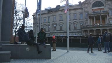 No protests in Trenton, but security is still in high alert
