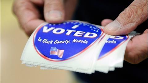 PBS NewsHour -- Immigration is on voters' minds in key Nevada Senate race