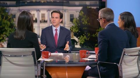 Washington Week -- Robert Costa Discusses Washington Week