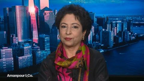 Amanpour and Company -- Maleeha Lodhi Discusses Tensions Between India and Pakistan