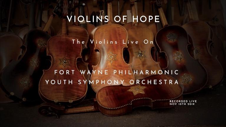 PBS Fort Wayne Specials: Violins of Hope-The Violins Live On