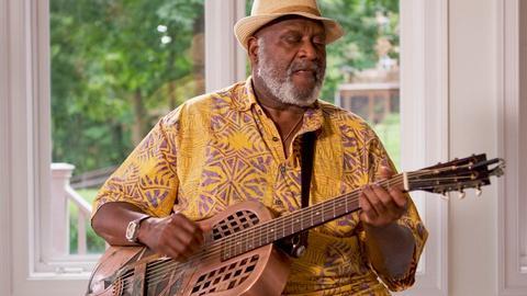 David Holt's State of Music -- Taj Mahal