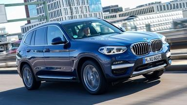2021 BMW X3 xDrive30e & 2021 Honda Odyssey