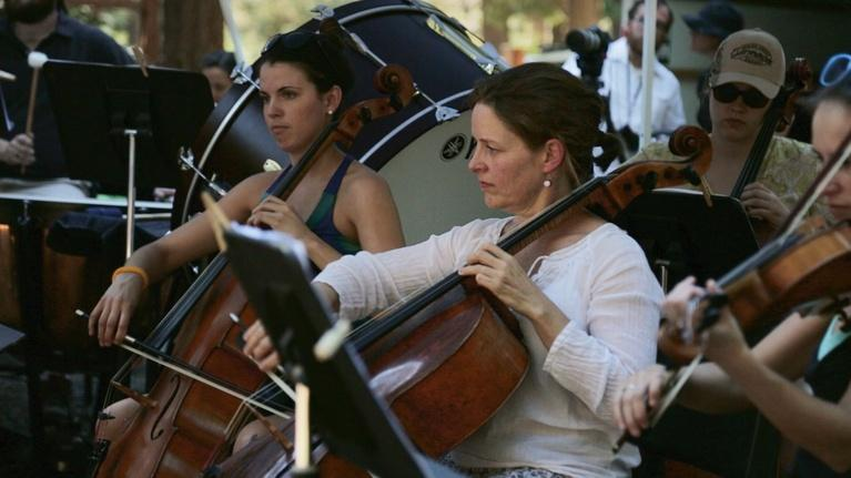 Symphony for Nature: The Britt Orchestra at Crater Lake: Bringing the Performance to Life
