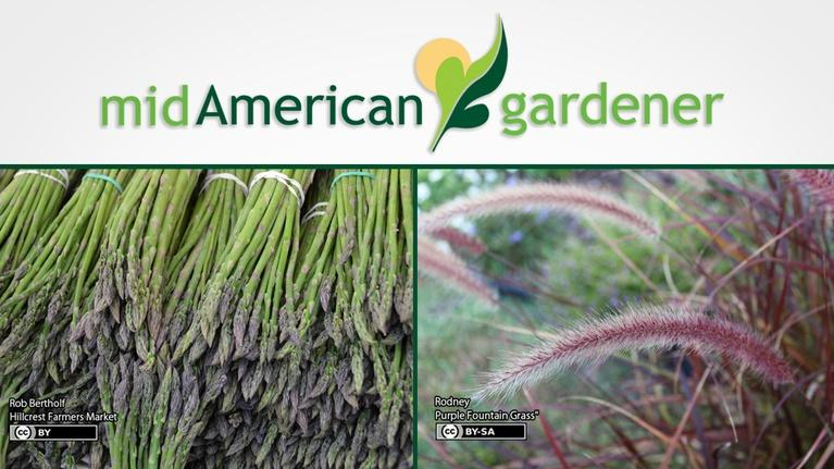 Mid-American Gardener: Mid-American Gardener with Mike Brunk, May 17, 2018