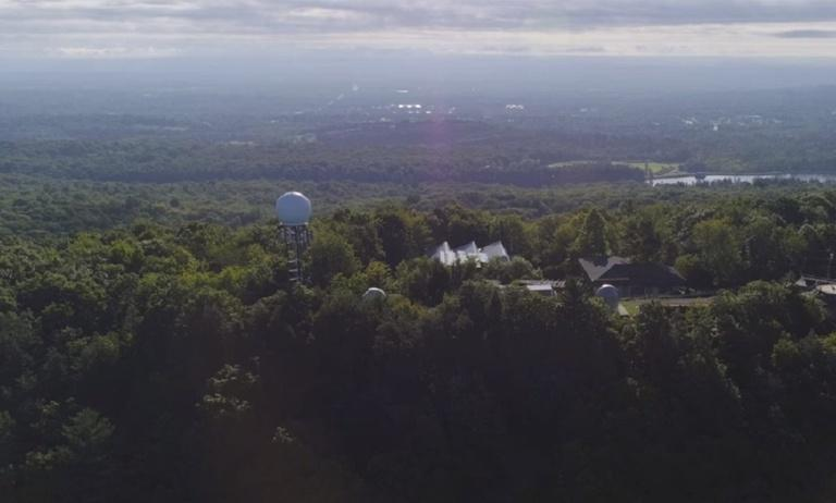 At Wonder's Peak: Discovering Science on Talcott Mountain