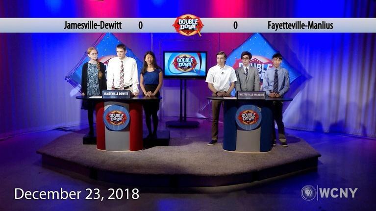 Double Down: Jamesville-DeWitt vs Fayetteville Manlius