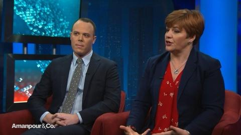 Amanpour and Company -- Christine Quinn & Daniel Russo on Homelessness and Education