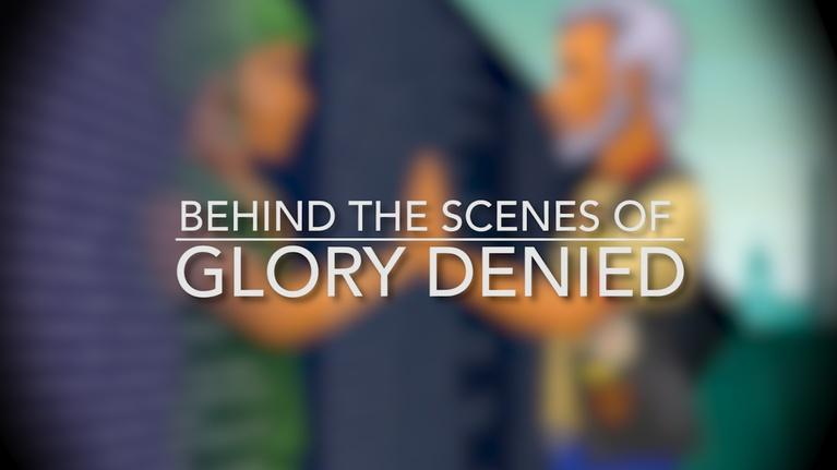 Expressions: Behind the Scenes of Glory Denied