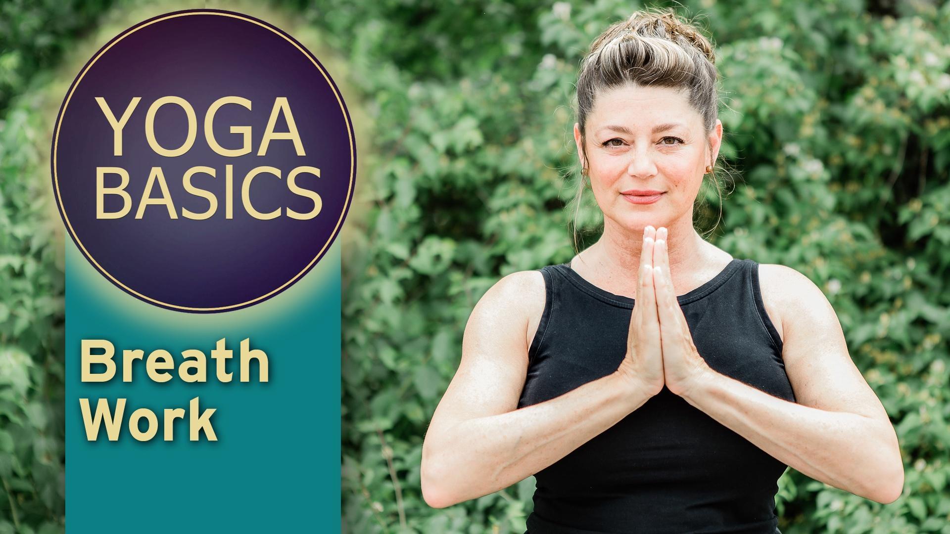 Yoga Basics with patty: Breath Work | Season 1 Episode 05/18