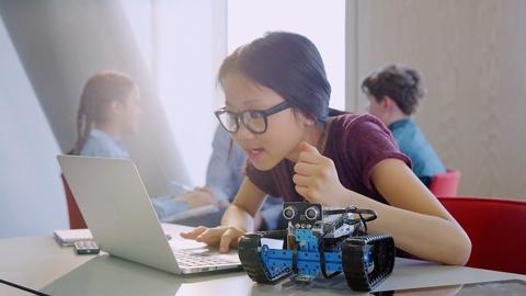 CyberWork and the American Dream -- CyberWork and the American Dream