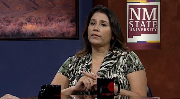 KRWG Newsmakers: Newsmakers 1027 - Sylvia Ulloa       Nov. 15, 2018
