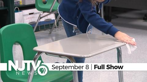 NJTV News: September 8, 2020