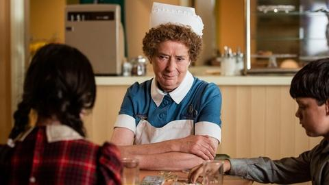 Call the Midwife -- Building the Clinic Cafe for Season 7