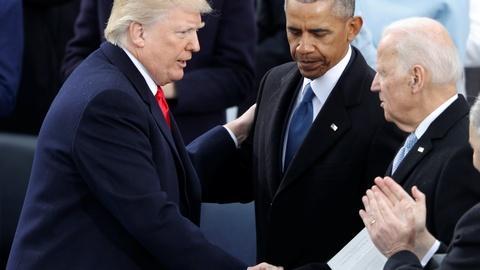 News Wrap: Obama endorses Biden for president