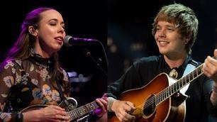 Video thumbnail: Austin City Limits Sarah Jarosz / Billy Strings