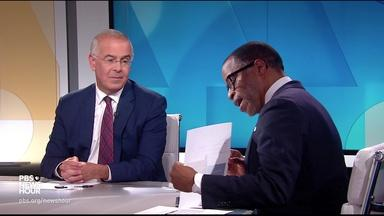Brooks and Capehart on Democratic infighting, debt ceiling