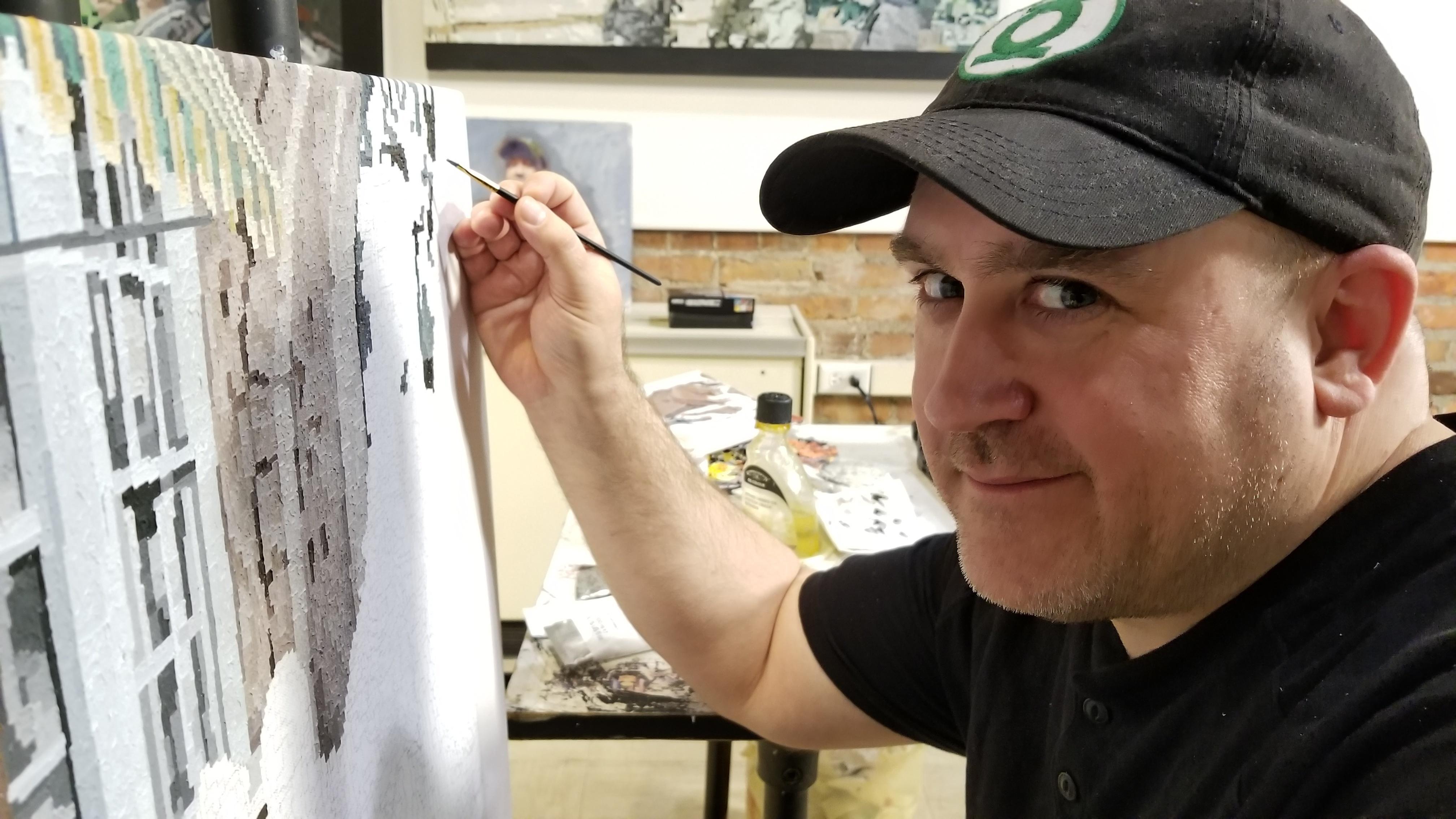 David Dobbs - Painter