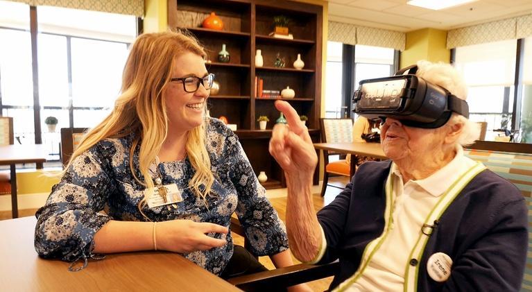VPM Documentaries: Revolutionizing Dementia Care