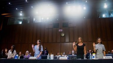 U.S. Gymnasts Testimony on Larry Nassar Investigation