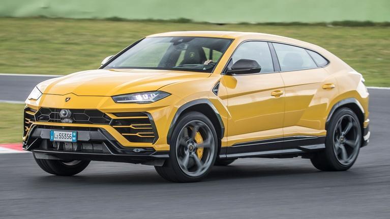 MotorWeek: 2019 Lamborghini Urus & 2019 Audi A8 L