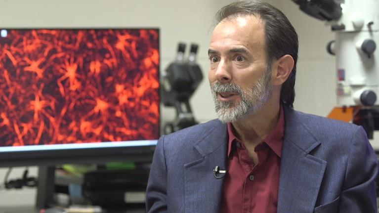 UNC-TV Science: O. Max Gardner Award: Dr. Ben Bahr