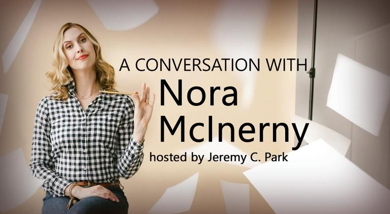 Conversation With . . .: A Conversation with Nora McInerny