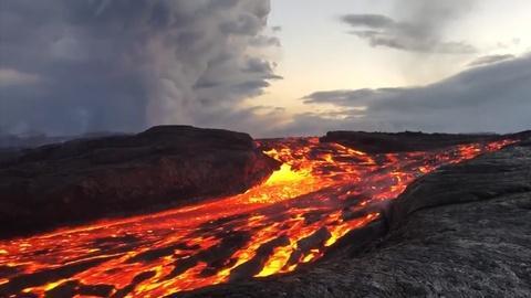 NOVA -- Kīlauea: Hawaiʻi on Fire Preview