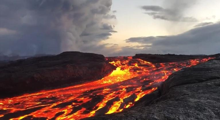 NOVA: Kīlauea: Hawaiʻi on Fire Preview
