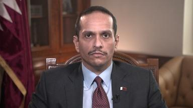 Qatar's Foreign Minister on the Crisis in Afghanistan
