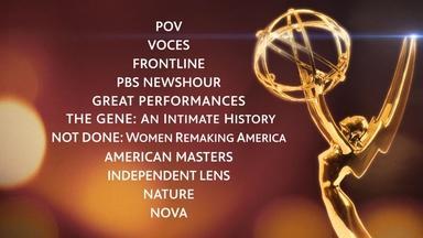 PBS 2021 News & Public Affairs Emmy Nominations