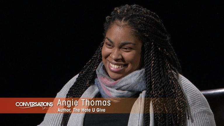 Conversations: Angie Thomas