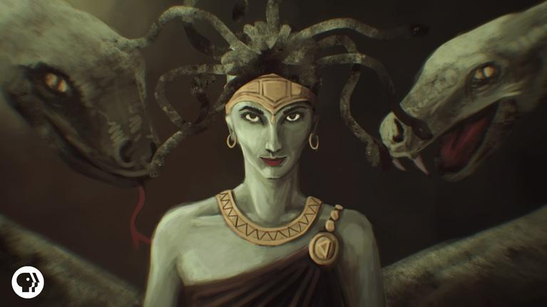 Monstrum: The Origin of Medusa