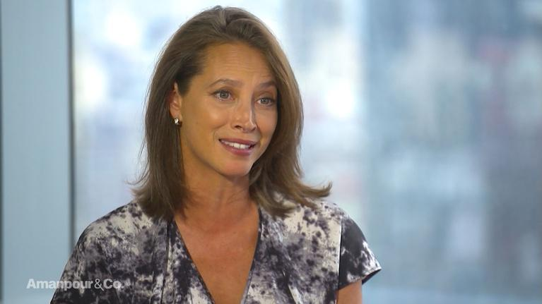 Amanpour and Company: Christy Turlington Burns Discusses Maternal Global Health