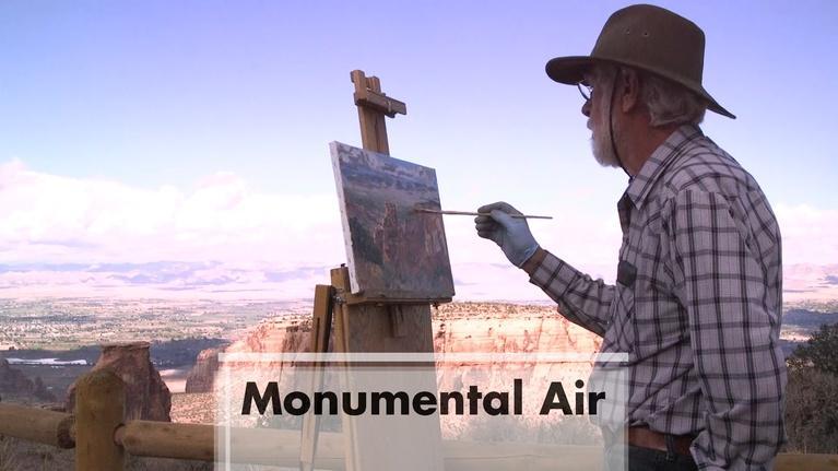 Arts District: Monumental Air & a Cabaret Xanadu