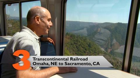 Modern Marvels | Transcontinental Railroad