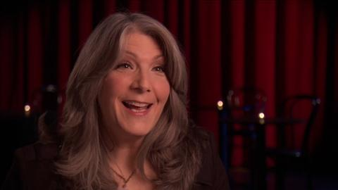 """Country Music -- Kathy Mattea on """"18 Wheels and a Dozen Roses"""""""