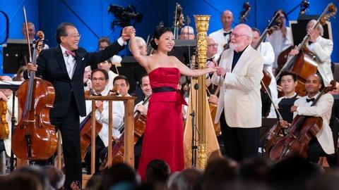 S46 E9: Leonard Bernstein Centennial Celebration at Tanglewood